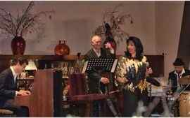 Laura Fygi & Vincent Grit Trio